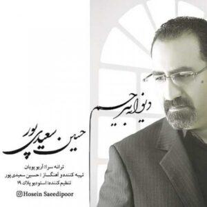 دانلود آهنگ جدید حسین سعیدی پور به نام دیوانه بی رحم