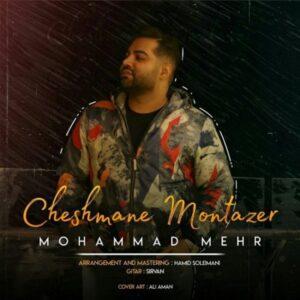 دانلود آهنگ جدید محمد مهر به نام چشمانه منتظر